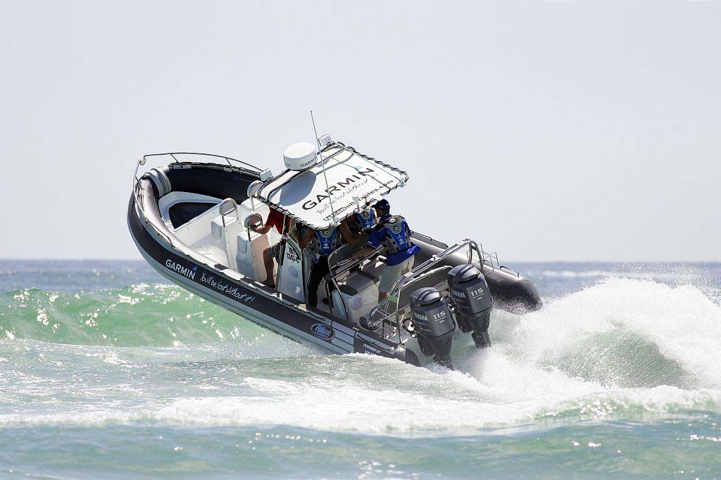 Falcon 760 Inflatable Boat Racing Llc